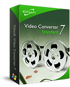 Xilisoft Video converter7