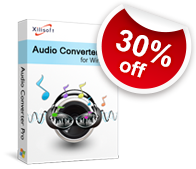 30% off for Xilisoft Audio Converter Pro
