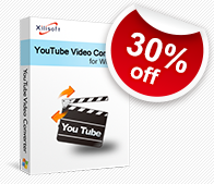 30% off for Xilisoft YouTube Video Converter