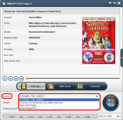 Xilisoft DVD Copy 2