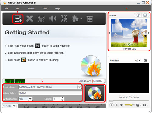 video to DVD, convert video to DVD, video to DVD converter