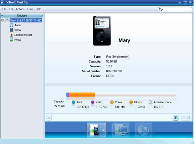 Copy iPod, iPod Copy