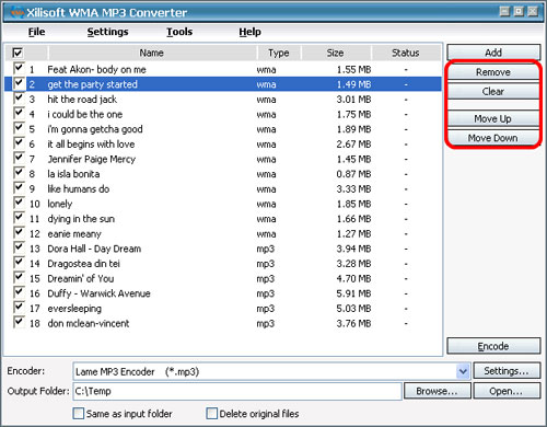 WMA to MP3 Converter, Convert WMA to MP3
