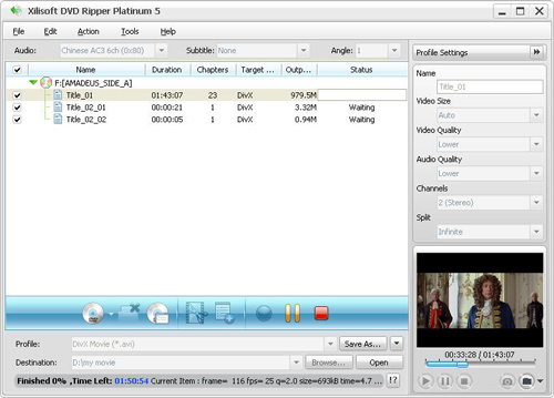 Convert DVD to  Windows Phone 7, DVD to Video for Windows Phone 7