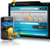 Create BlackBerry ringtone