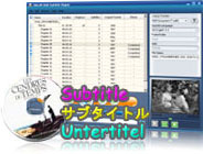 DVD subtitle ripper