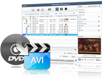 DVD to AVI Converter for Mac