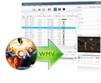 DVD to WMV Convert
