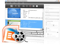 PowerPoint to MP4 Converter