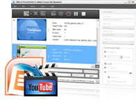 PowerPoint to YouTube Converter