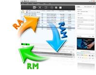 RM converter, RM MPEG converter