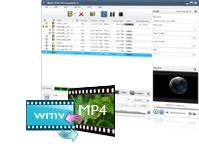 WMV MP4 convert, MP4 WMV convert
