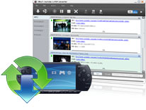 Convert YouTube to PSP