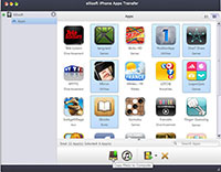 Xilisoft iPhone Apps Transfer for Mac