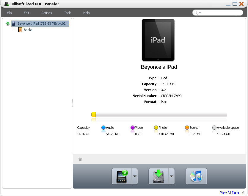 how to add pdf to ipad from pc