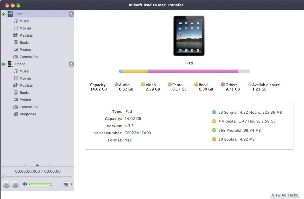 Leave a comment for the software Xilisoft iPod Magique for Windows